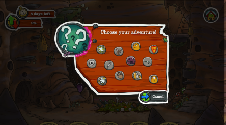 See? Choose your adventure!