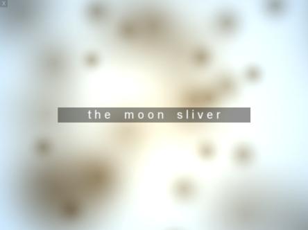 Moon Sliver Title