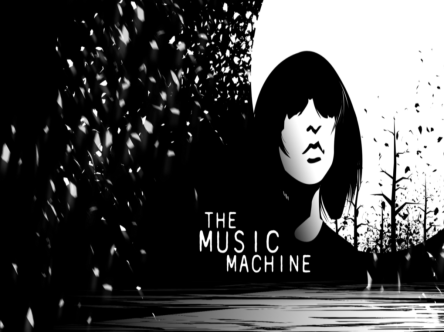 The Music Machine Title Card
