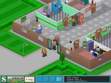 Running Hospital 1