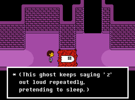 Undertale Ghost Joke