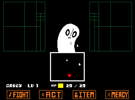 Undertale Tears of a Ghost