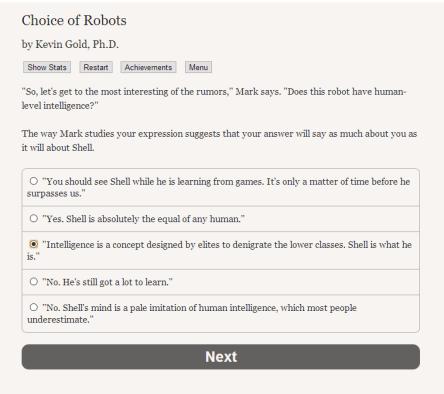 Choice Intelligence