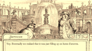 Though I can't bring myself to blame Sparrowson.