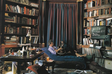 keith richards library.jpg